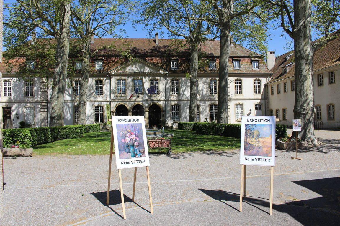 Expositions for Piscine de rixheim